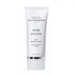 Institut Esthederm - Pure System crema tratamiento pieles acnéicas