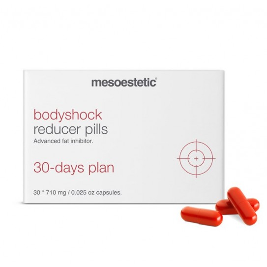Bodyshock-reducer-pills-Mesoestetic - Cápsulas