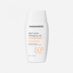 Mesoestetic - Mesoprotech - light - water - antiaging - veil