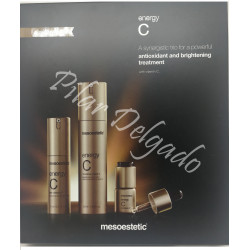 Pack antioxidante Energy C - Mesoestetic