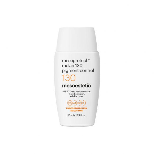 mesoestetic - Protección solar despigmentante mesoprotech melan 130+ pigment control