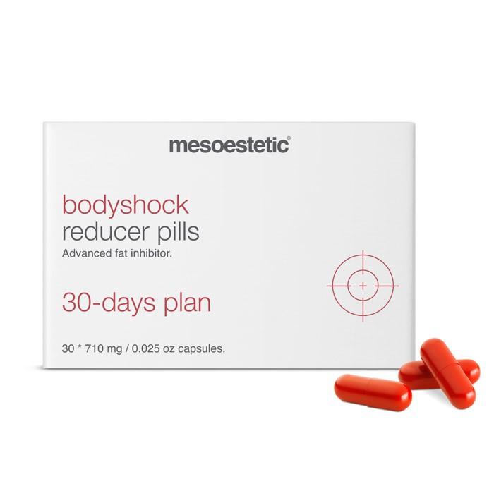Bodyshock reducer pills 30 - mesoestetic