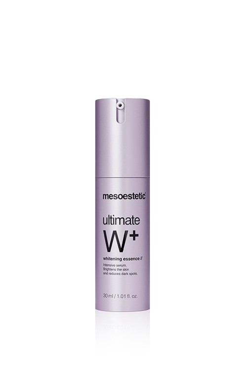 ultimate W+ whitening essence - Mesoestetic