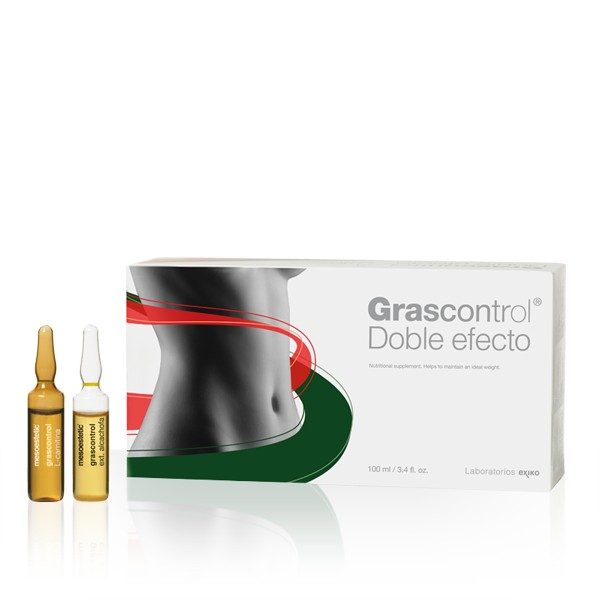 Ampollas Grascontrol Doble efecto - Mesoestetic